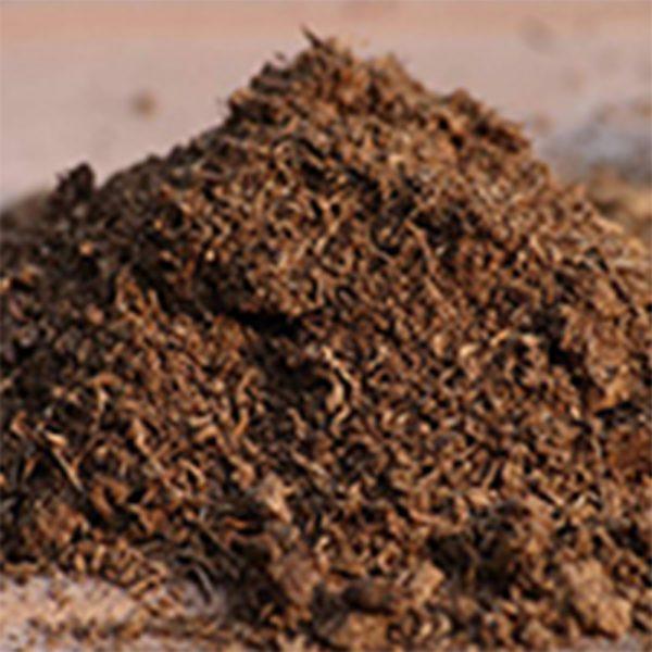 Absorbant biodegradabil pentru hidrocarburi